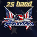 25 Hand All American Video Poker
