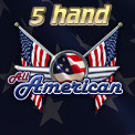 5 Hand All American Video Poker