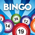 Play Bingo online on up to three tickets at the same time! Win the jackpot by playing on all three tickets and get Bingo on the fifth or sixth number drawn! Each Bingo ticket displays the numbers 1 through 75, randomly.