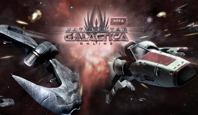 BATTLESTAR GALACTICA - The battle between man and machine rages on!