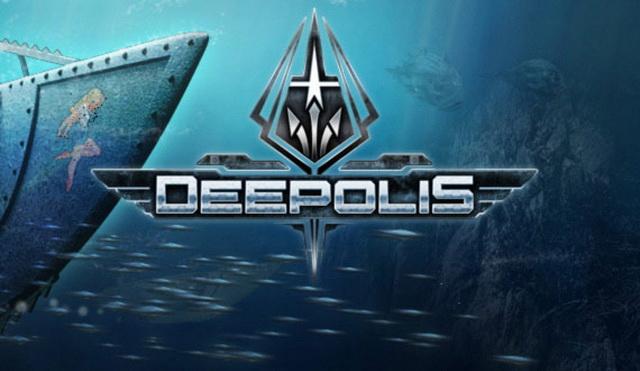 DEEPOLIS - DEATH LURKS AT THE BOTTOM OF THE OCEAN!