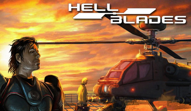 HELL BLADES - KICK THE TIRES AND LIGHT THE FIRES AT HELLBLADES!