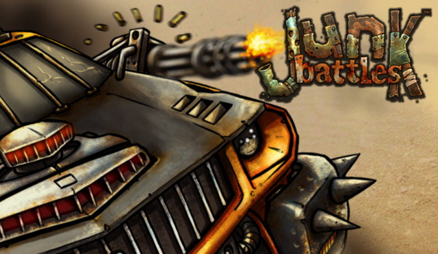 Junk Battles - Collect, Build and Battle!