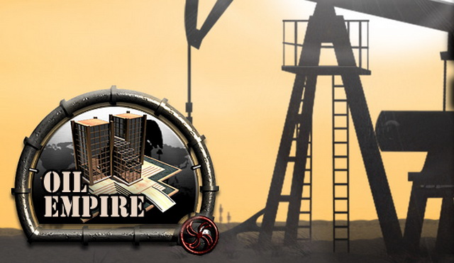 Oil Empire - Create your own giant empire of oil!