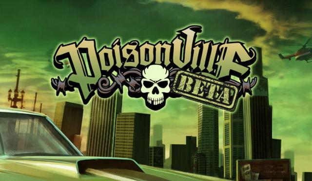 Poison Ville - ONE CITY, FOUR GANGS, ONE RULE: SURVIVAL!
