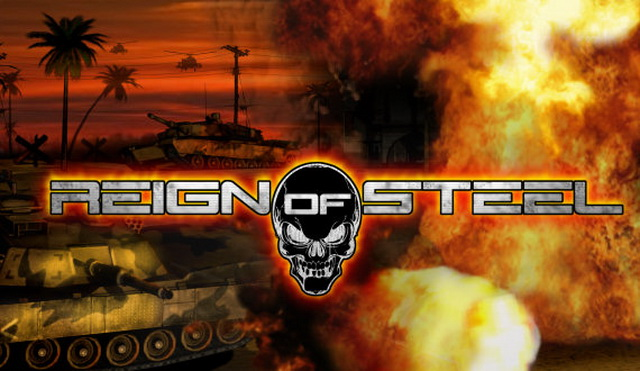 Reign of Steel - Firepower is all that matters!
