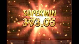 Hidden Valley slot game - 1,295 win!