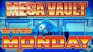 • MEGA VAULT MONDAY • NEW IGT GAMES!!! • HEXBREAKER 2 and MORE!!