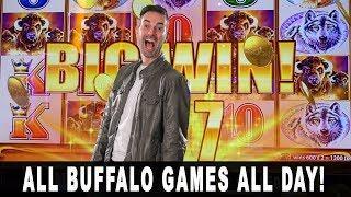 ★ Slots ★ ULTIMATE BUFFALO BONANZA! ★ Slots ★ Slots Stampede at Choctaw Casino Durant ★ Slots ★ #ad