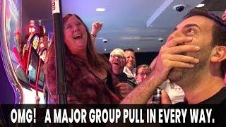 • OMG! A MAJOR Group Pull in Every Way • • Crazy Money Deluxe VIP