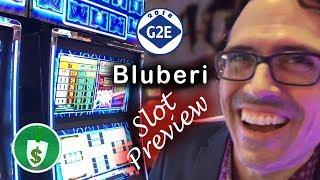#G2E2018 Bluberi - Maverick Express, 1199 Link slot machines