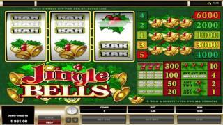 Jingle Bells ™ Free Slots Machine Game Preview By Slotozilla.com