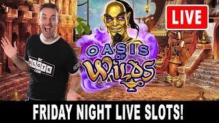 ★ Slots ★ Friday Night LIVE Slots ★ Slots ★ Brian Plays Online at LuckyLand Social Casino ★ Slots ★B