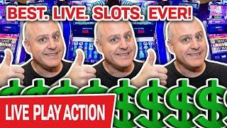 ⋆ Slots ⋆ Another Night of MASSIVE HIGH-LIMIT ACTION ⋆ Slots ⋆ Best. Live. Slots. EVER!