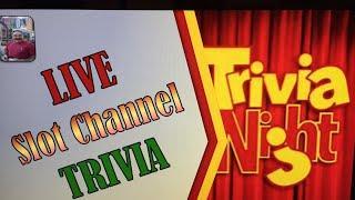 Slot Trivia Thursday