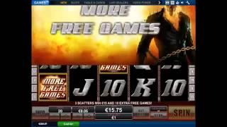 Malaysia Online Casino Ghost Rider Slot  20 Free Games by Regal88