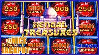 HIGH LIMIT Lightning Link Bengal Treasures HANDPAY JACKPOT ⋆ Slots ⋆️$25 MAX BET Slot Machine EPIC S