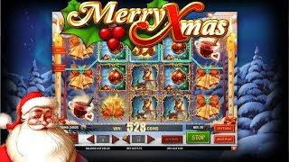 Merry Xmas Online Slot from Play'n GO