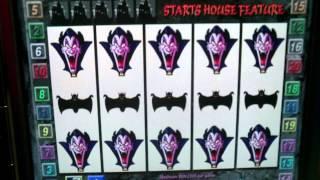 HD   CMS   Haunted House Full Screen Vampires! £500 Jackpot
