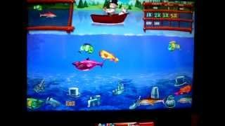 Fishing bob bobber bonus for Fishing bob slot machine