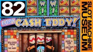 EASY CASH EDDY (Bally)  - [Slot Museum] ~ Slot Machine Review