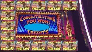 Making $100 at a time! Ballys and Ainsworth slot machine bonuses and live play!