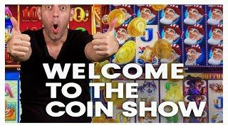 •It's coins•Coins•COINS•Dig Deep•Wonder 4 Boost•️XTREME Tornado•Cosmo LAS VEGAS • BCSlots
