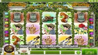 GC Secret Garden Video Slots