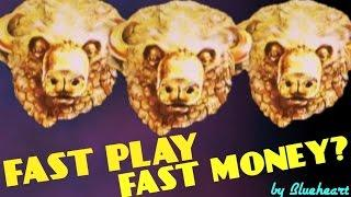 •FAST PLAY FAST CASH?• Buffalo Gold slot machine Wonder 4 WONDER WHEEL LIVE PLAY WINS!