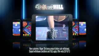 William Hill Live Casino - Mobile App