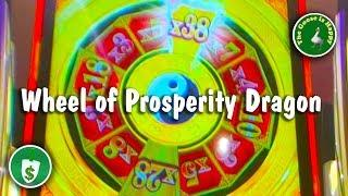 • Wheel of Prosperity Dragon, Nice Free Spin Bonus
