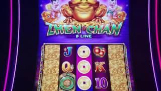 Zhen Chan Slot Machine GOOD FORTUNE Win Live Play