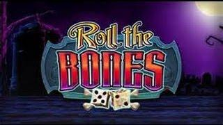 Roll The Bones Max Bet Free Spins Big WIN!