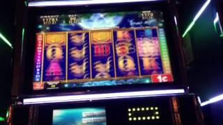 Fairy's Wish Konami slot machine bonus win