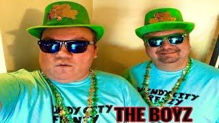 •HAPPY  ST. PATRICK'S DAY•CHAT WITH THE BOYZ• MAJOR ANNOUNCEMENTS!