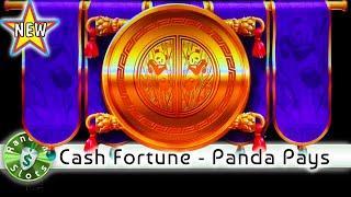 •️ New - Cash Fortune Panda Pays slot machine, Bonus