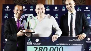 MPN Poker Tour - Morocco 2016 - Overview