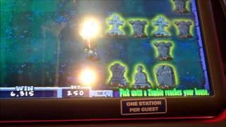 Plants vs Zombies Progressive Bonus