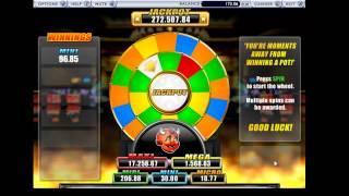 William Hill - Triple Inferno - 3 Progressive Jackpots gewonnen! - ECHTGELD!