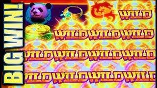 •DRAGON WILDS! HOW BIG A WIN!?• • NEW DRAGON SPHERE & 5 DRAGONS RAPID Slot Machine Bonus