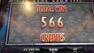 Black Widow Random JACKPOT at $750/pull at the Cosmopolitan Las Vegas