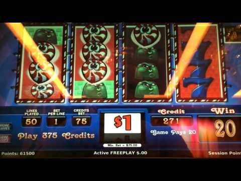 Candy Bars How to lose $500  in under a minute high limit slots