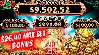 High Limit Fu Dai Lian Lian Dragon ⋆ Slots ⋆ Slot $26.40 Max Bet Bonus | Live Slot Play | SE-11 | EP-13