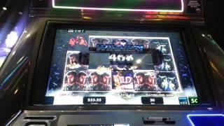 Night of the Wolf 5c Slot Bonus