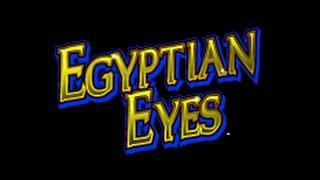 EGYPTIAN EYES -BONUS WIN! 10c - KONAMI SLOT MACHINE