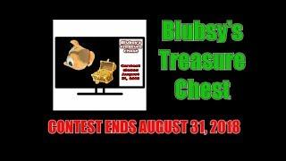 This is your last chance to win Blubsy's Bounty!