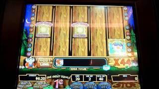Hot LOOT Slot Machine Bonus Win (queenslots)