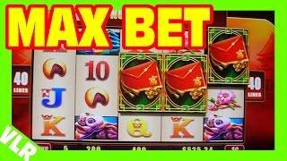 LANTERN FESTIVAL - MAX BET WIN - Slot Machine Bonus