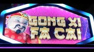 Gong Xi Fa Cai Slot HUGE PROGRESSIVE JACKPOT WIN Plus Bonuses at Pechanga Resort