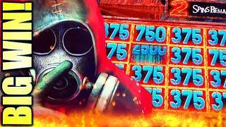 ⋆ Slots ⋆BIG WIN!⋆ Slots ⋆ SILENT HILL ESCAPE ⋆ Slots ⋆CREEPY BUT WINNING!! Slot Machine (KONAMI)